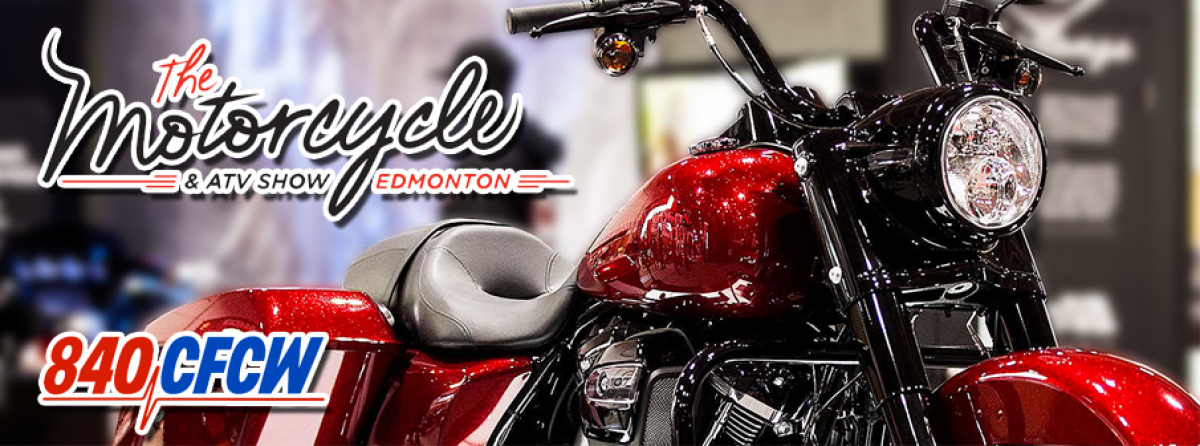 Country Club: Edmonton Motorcycle Show